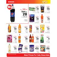 Up to 25% off on Beverages at Cargills Food City – Page 10