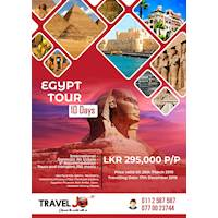 Egypt Tour with Travel JO