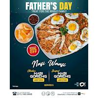 Father's Day Offer at The Shore by O