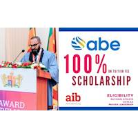 ABE Diploma Level 5 & 6 - 100% on Tuition Fee