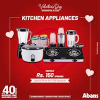 Enjoy special discounted prices and exciting offers, plus zero interest instalments for selected credit cards at Abans