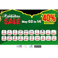 Ramadan Sale at CIB Shopping Centre