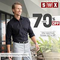 Get up to 70% off at ShirtWorks