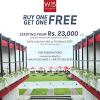 Buy one Get one Free starting from Rs LKR 23,000 on BB