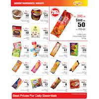 Up to 25% off on Biscuits, Snacks, Chocolate Items at Cargills Food City – Page 8