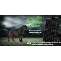 Best solar panels Jinko & Yingli
