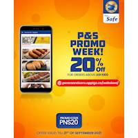 20% off for orders above LKR 1000 at Perera and Sons
