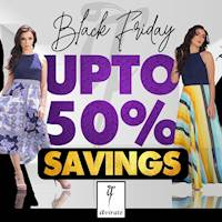 Black Friday offer - Enjoy Up to 50% OFF at Avirate