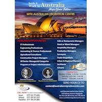 Settle & Work in Australia with Australian Migration Centre