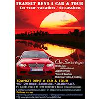 RENT A CAR and TOUR