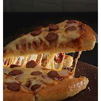 25% off for all HSBC credit cards at Pizza Hut