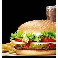 25% off for all HSBC credit cards at Burger King