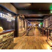 30% Off for BOC Credit Card Holders on Total Bill at The Exchange Pub