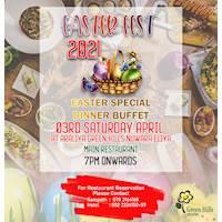 Eater special Dinner buffet at Araliya Green Hills hotel