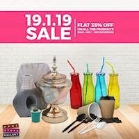 Flat 35% off on All the Products at Home Store Gallery