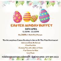 Celebrate Easter at Suriya Resort