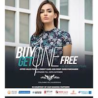 BUY 1 GET 1 FREE On selected Credit and Debit Cards at Kelly Felder