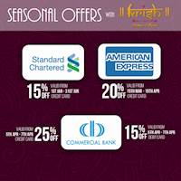 Avurudu Seasonal offers at Krish Ethnic Aura
