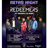Retro Night With Redeemers at Ramada Colombo
