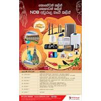 Avurudu Gifts from NDB
