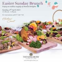 Easter Sunday Brunch at The Kingsbury Hotel