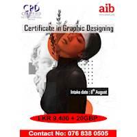Certificate in Graphic Designing